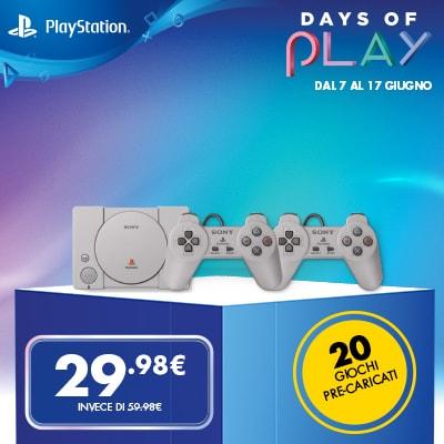 GameStop Days Of Play