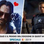E3 2019, il meglio e il peggio dell'edizione di quest'anno