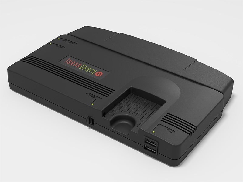 Konami TurboGrafx 16 Mini