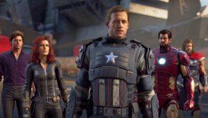 Marvel's Avengers, i modelli dei Vendicatori saranno migliorati ma non modificati