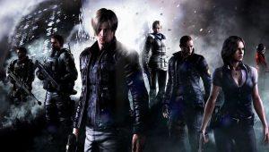 Resident Evil 5 e Resident Evil 6 arrivano su Nintendo Switch