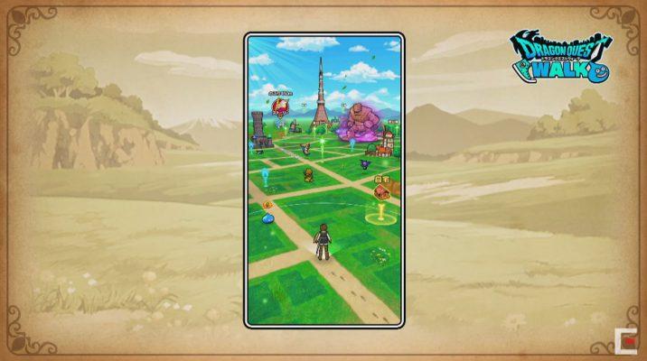 Dragon Quest Walk
