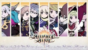 I personaggi di The Alliance Alive HD Remastered si mostrano in video