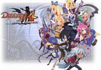 Disgaea 4 Complete+ ha una data su PlayStation 4 e Switch