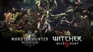 Geralt torna a breve nell'evento crossover tra Monster Hunter: World e The Witcher 3