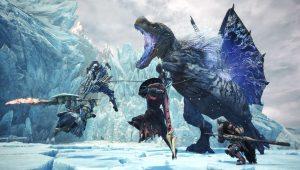 Il nuovo trailer di Monster Hunter: World – Iceborne rivela le sottospecie dei Mostri