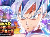 Super Dragon Ball Heroes: World Mission, data, trailer e contenuti del secondo aggiornamento