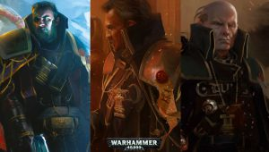Warhammer 40.000 diventa una serie TV live action