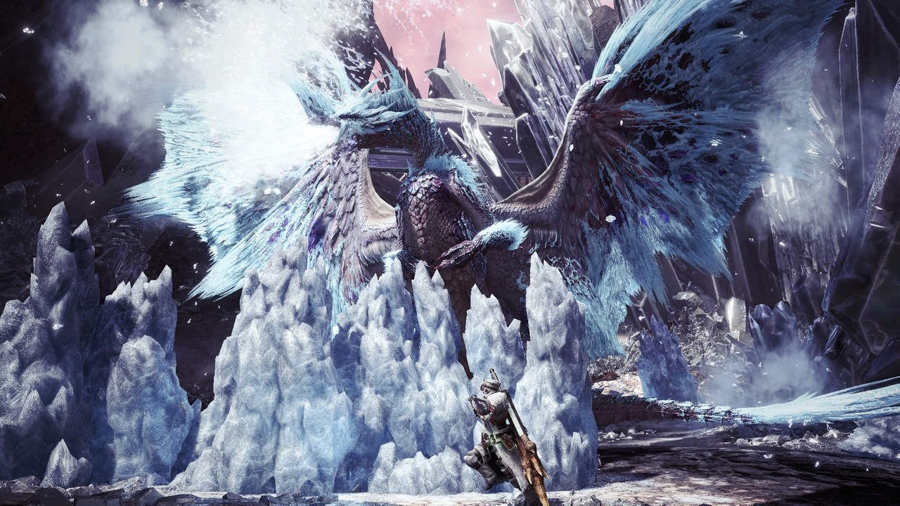 Monster Hunter World Iceborne beta