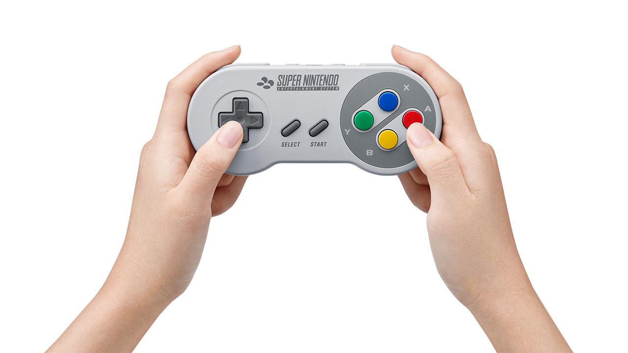 Nintendo Switch SnES