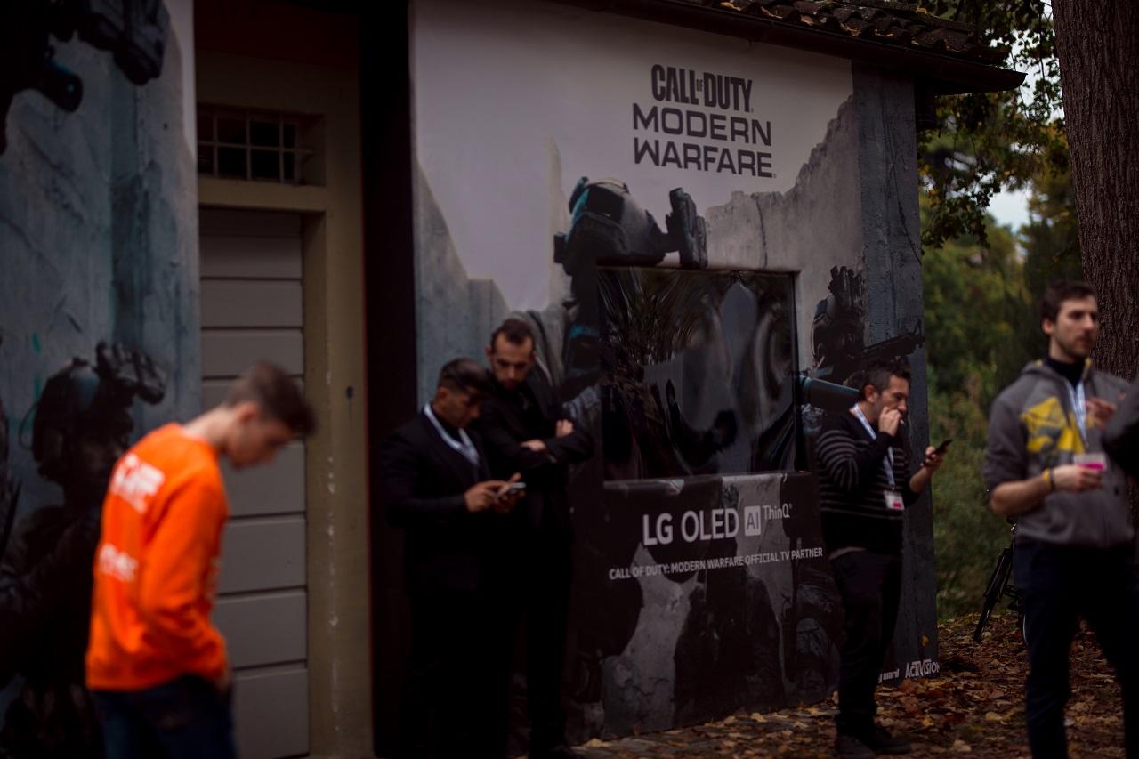 Call of Duty Modern Warfare Lucca Comics 2019 (2)