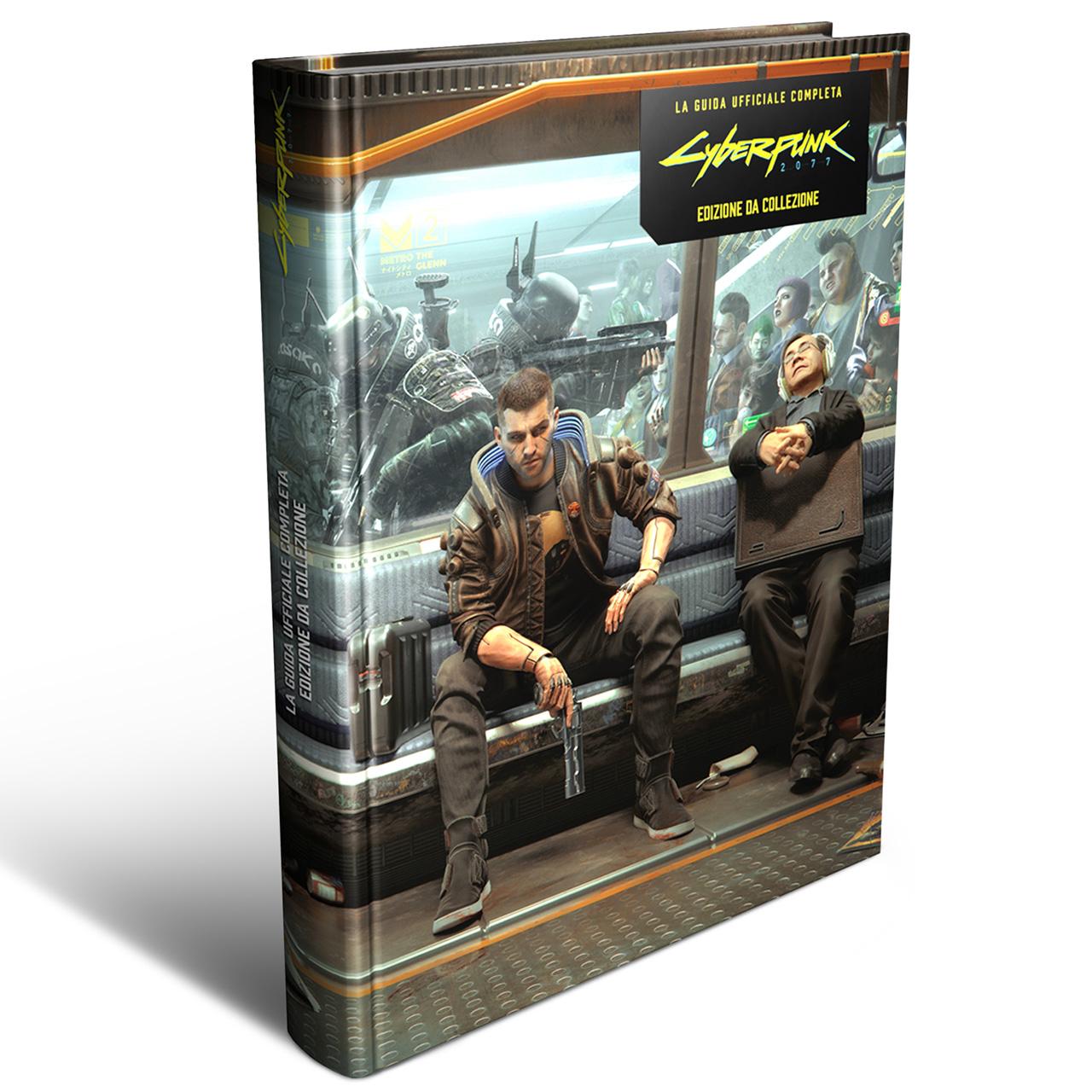 cyberpunk 2077 guida ufficiale Collector's