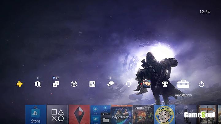 Come ripristinare le licenze su PS4 - Impostazioni