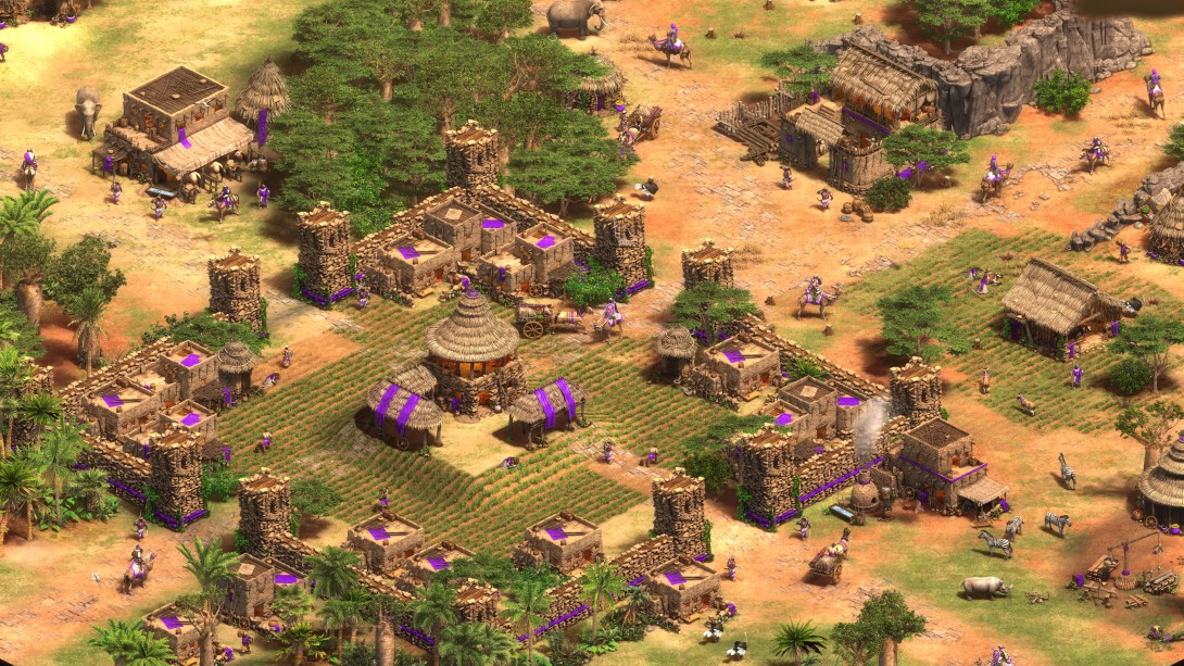 Age of Empires II Definitive Edition screenshot