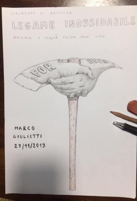 Graphic Contest: Crea un piccone, vinci un piccone - Legame indissolubile