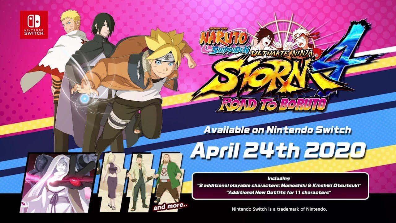 Ultimate Ninja Storm 4