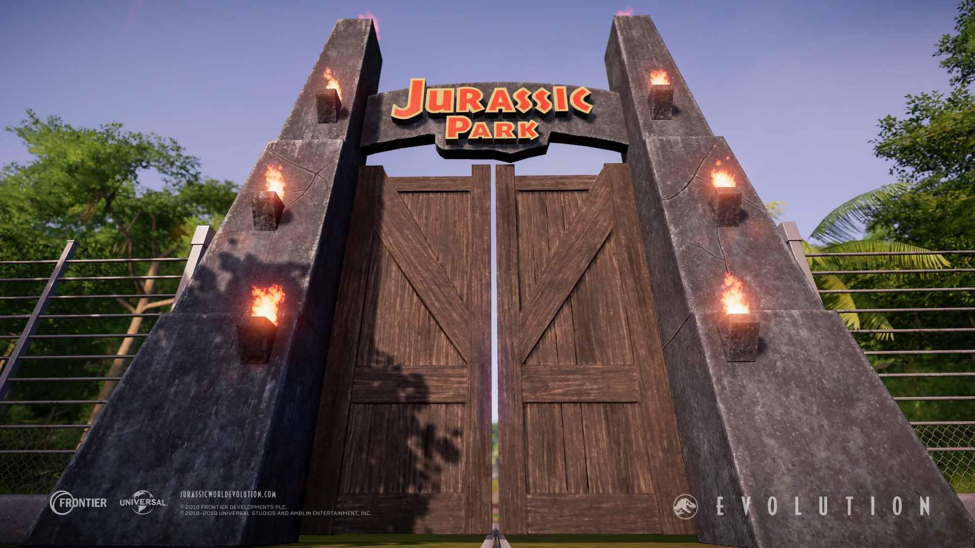 Jurassic World Return to Jurassic Park