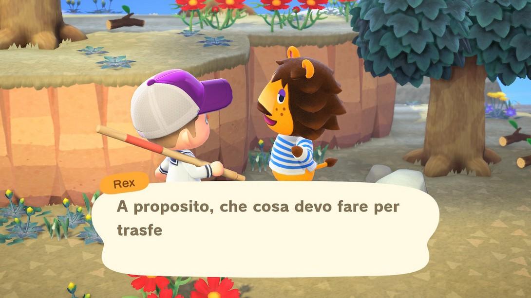 Animal Crossing New Horizons Recensione