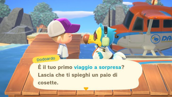 Animal Crossing New Horizons guida