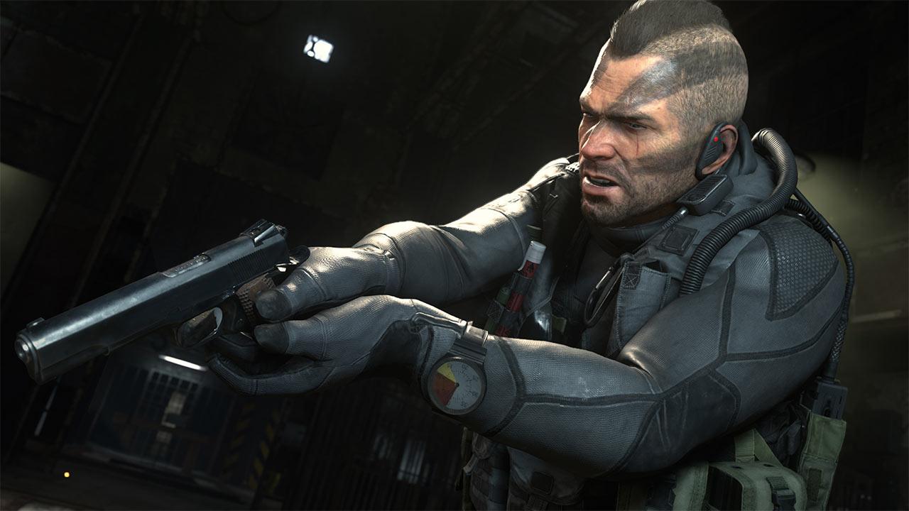 Call of Duty Modern Warfare 2 Remastered soap