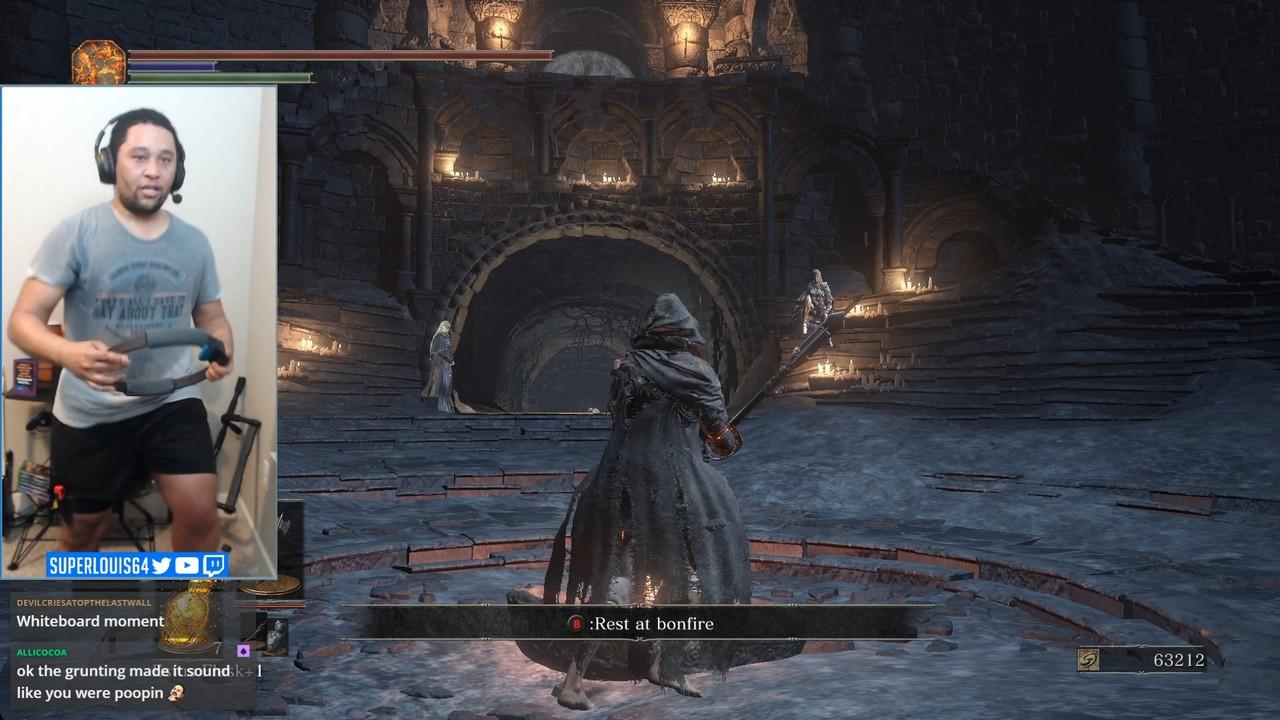 Dark Souls Ring Fit