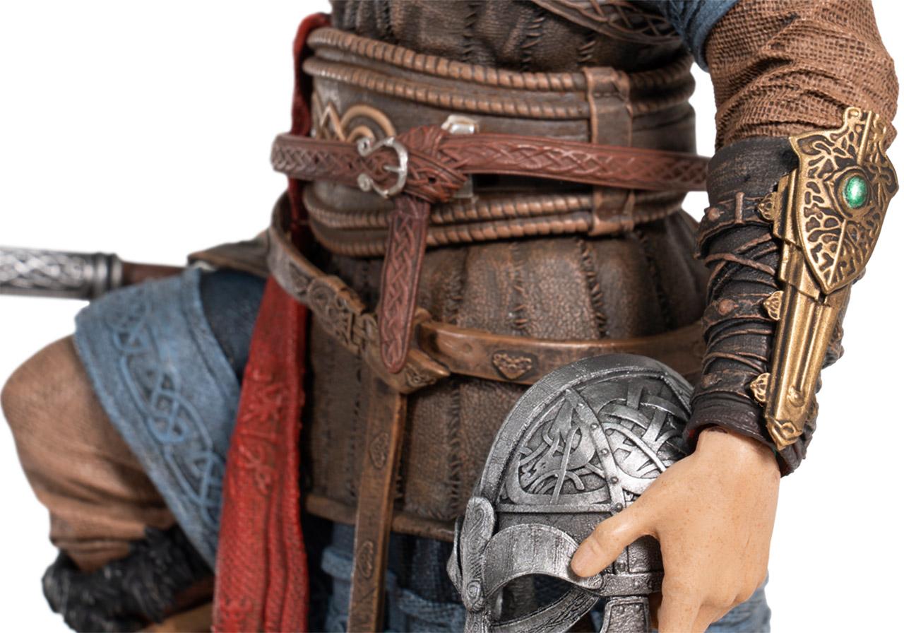 Assassin's Creed Valhalla - Eivor, Morso di lupo statuetta