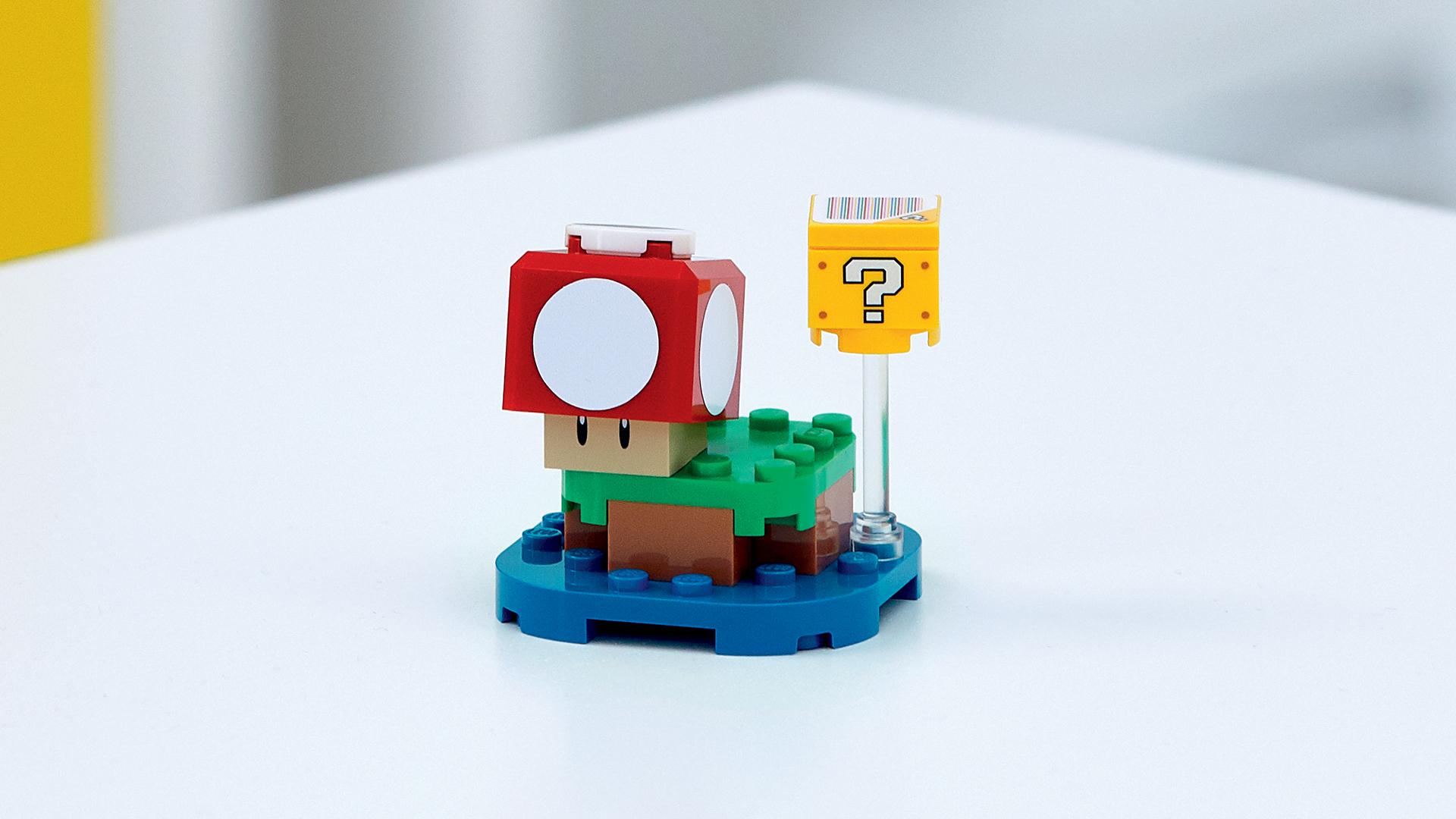 LEGO Super Mario bonus preorder