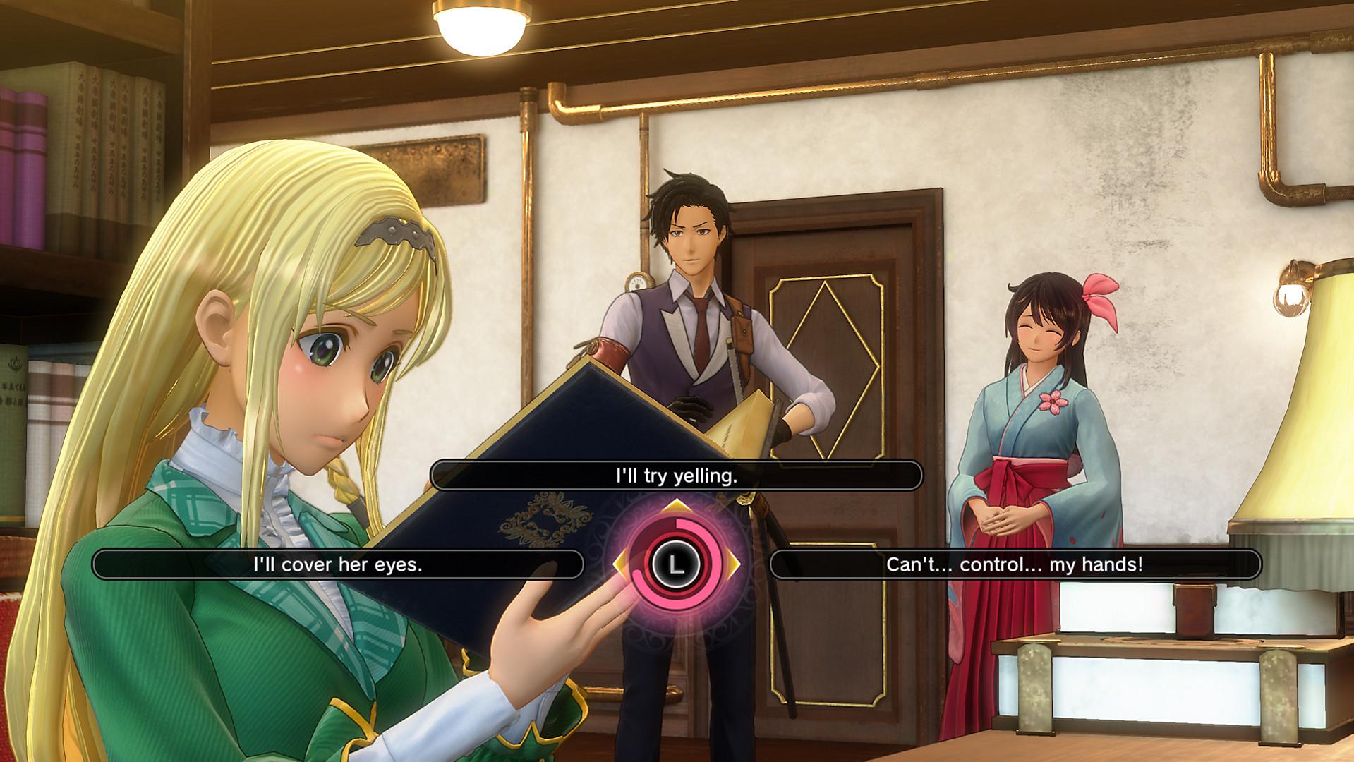 Sakura Wars - Revisión | GameSoul.it