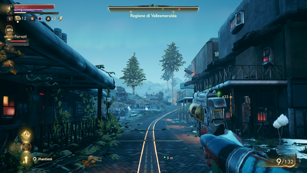 The Outer Worlds Switch recensione