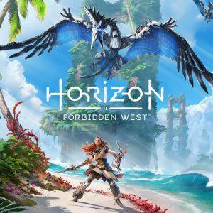 Horizon Forbidden West copertina