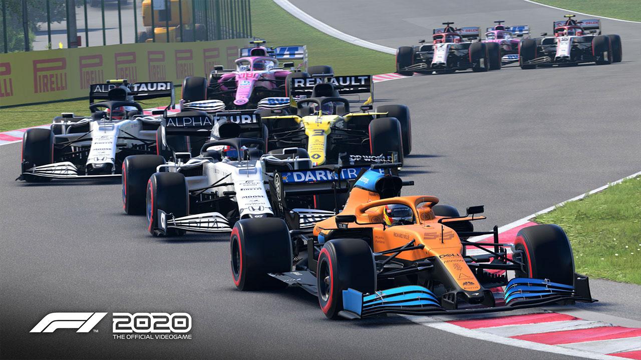 F1 2020 Recensione Ungheria