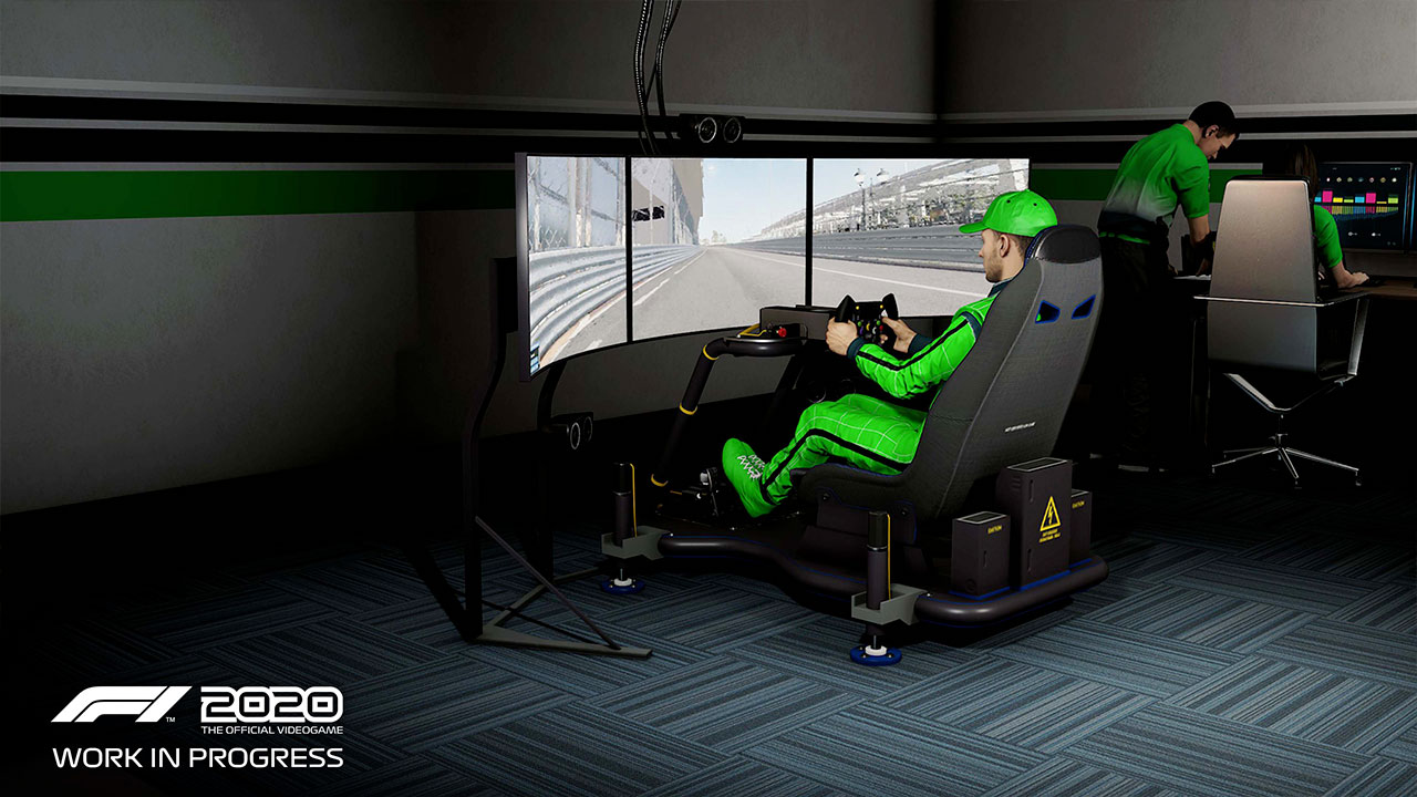 F1 2020 Recensione My Team Simulatore
