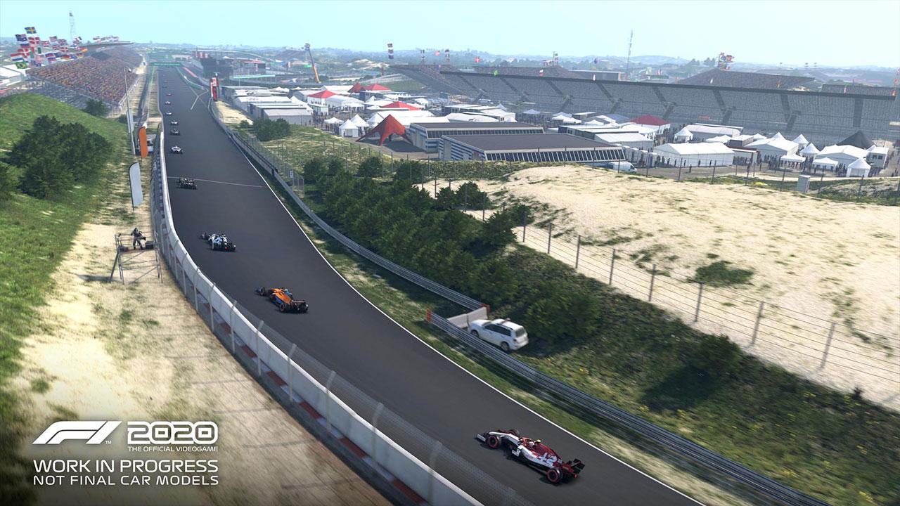 F1 2020 Recensione Zandvoort