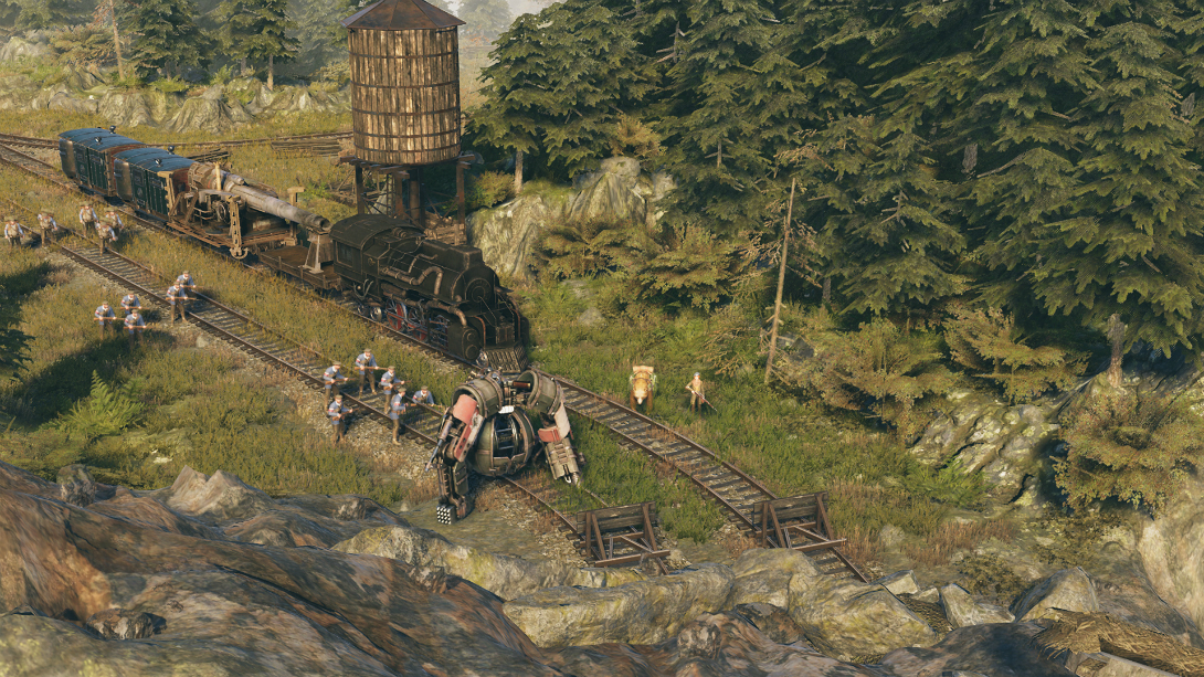 Iron Harvest screenshot