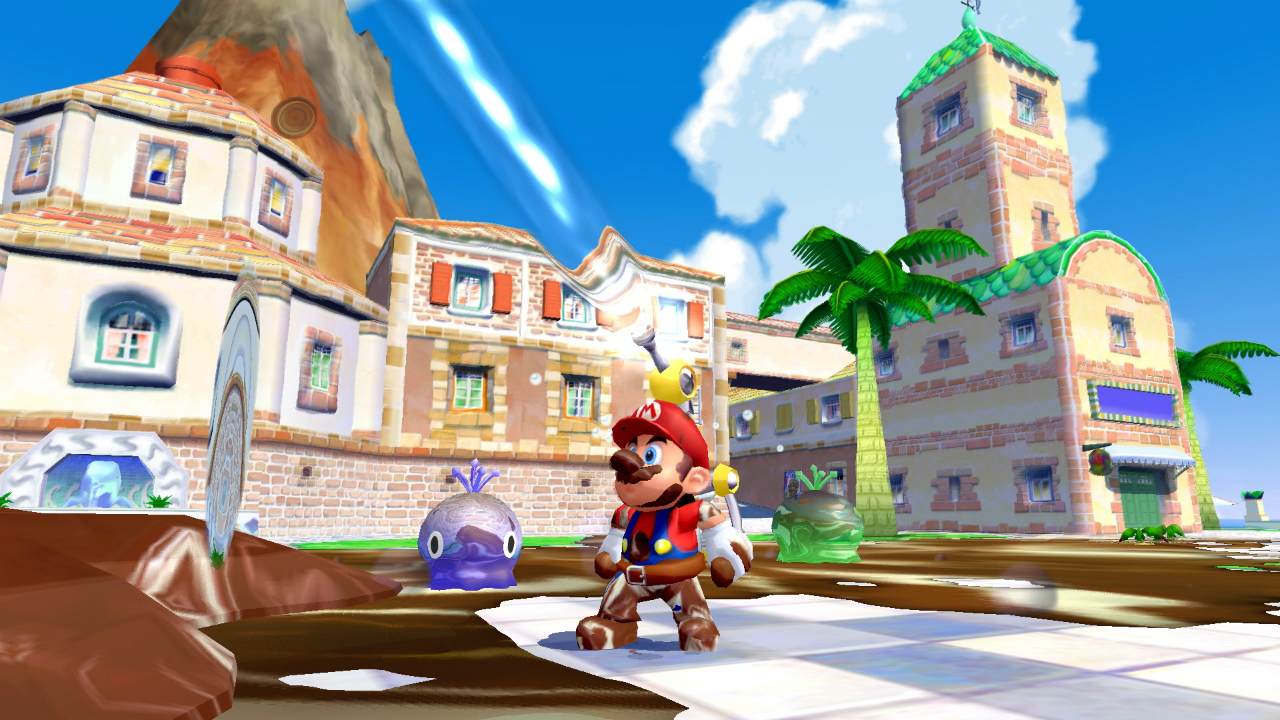 Super Mario 3D All-Stars clip gameplay