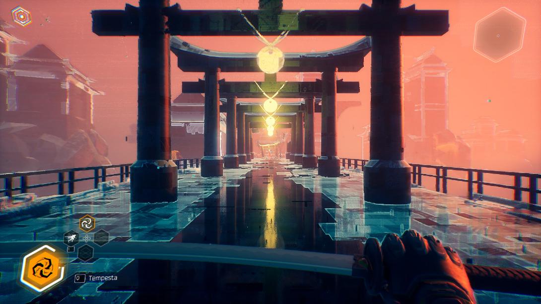 Ghostrunner screenshot