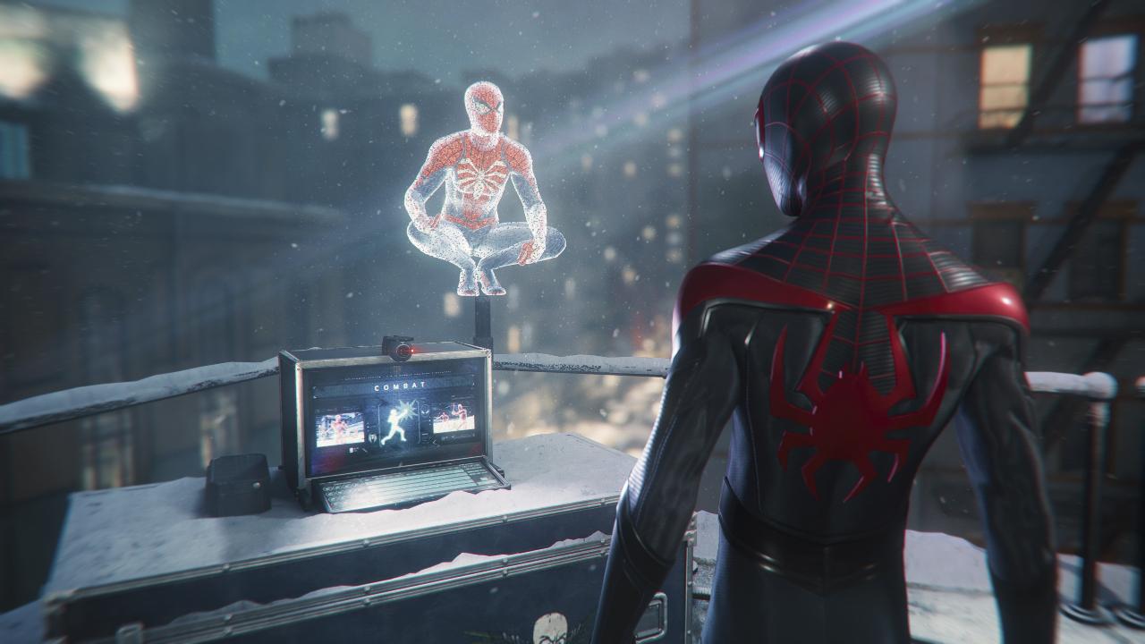 Marvel's Spider-Man: Miles Morales clip Rhino