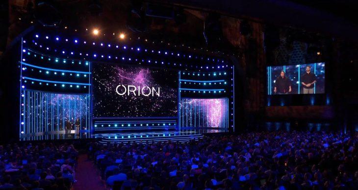 Bethesda Orion e Microsoft