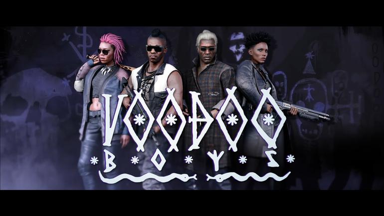 voodoo boys cyberpunk 2077