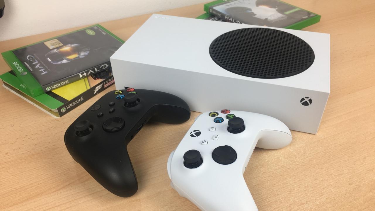Xbox Series S immagine in evidenza
