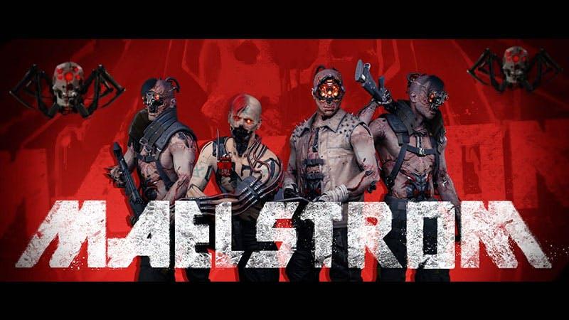 Maelstrom cyberpunk 2077