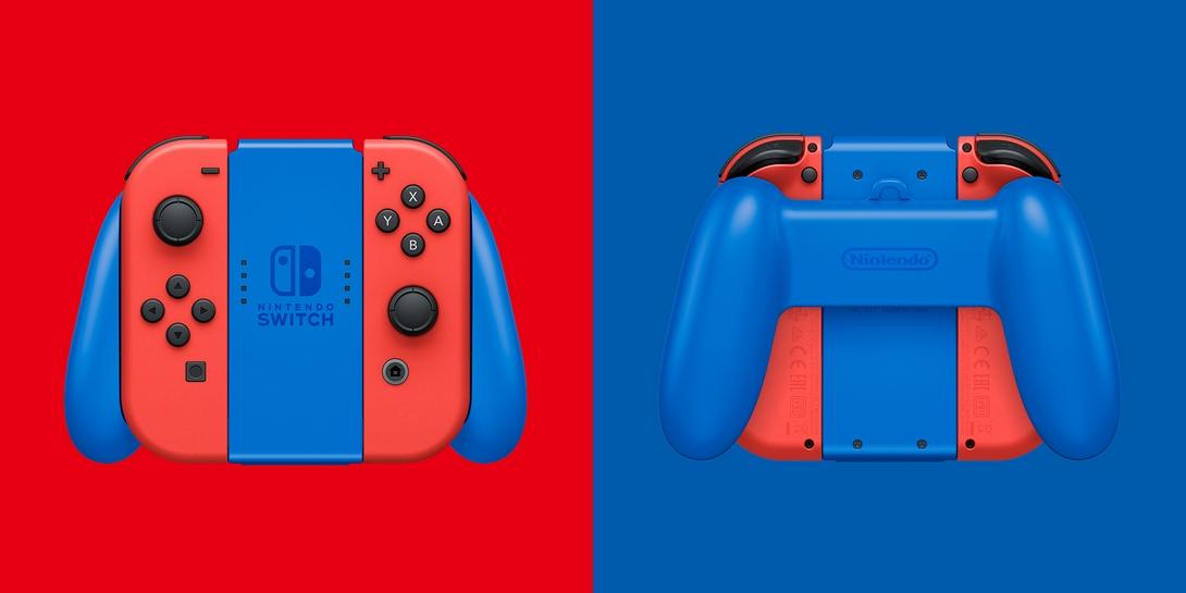 Nintendo Switch edizione speciale Super Mario