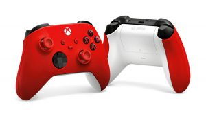 Xbox Pad Pulse Red