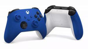 Xbox Pad Shock Blue