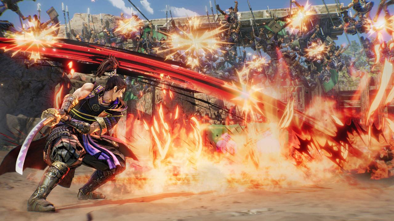 Samurai Warriors 5 data di uscita