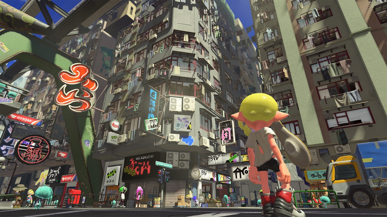 Splatoon 3 Nintendo Direct