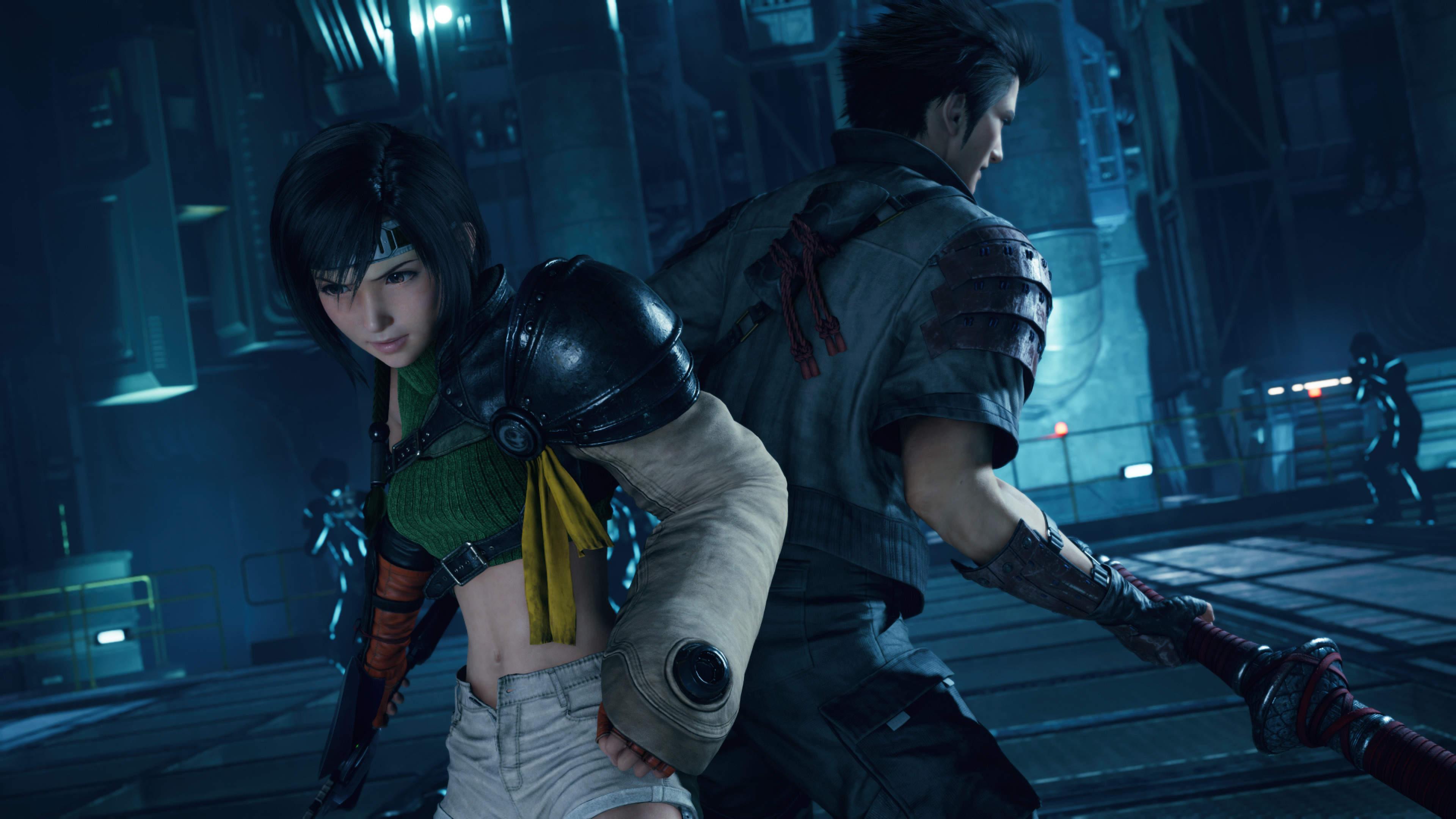 Final Fantasy VII Remake Intergrade state of play