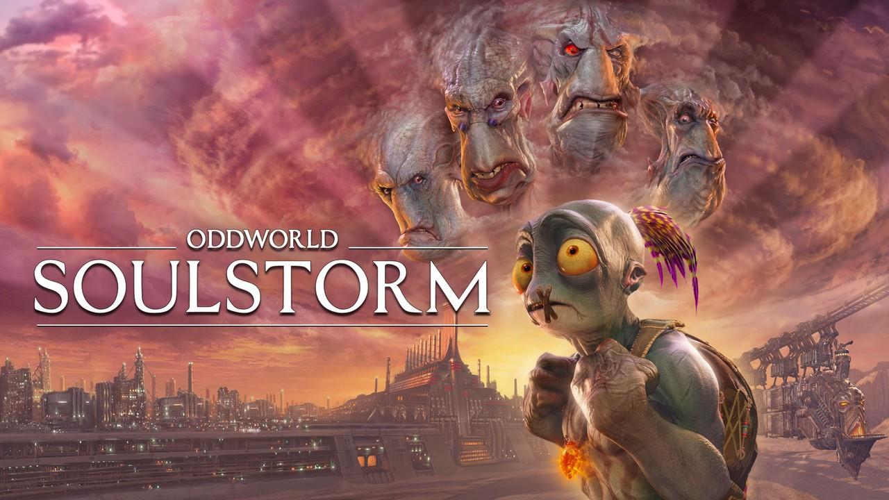 Oddworld Soulstorm Collector's