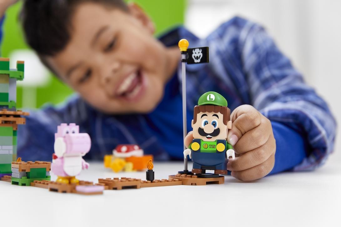 LEGO Super Mario Avventure di Luigi Starter Pack