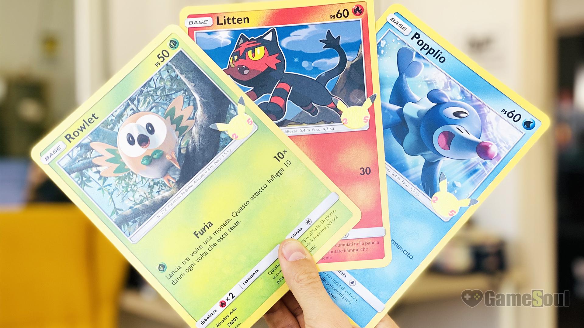 Carte Giganti Pokémon GCC